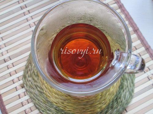 Чай к манго