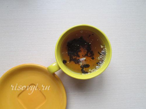 Как заварить чай с манго
