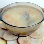 Рисовый суп: рецепт
