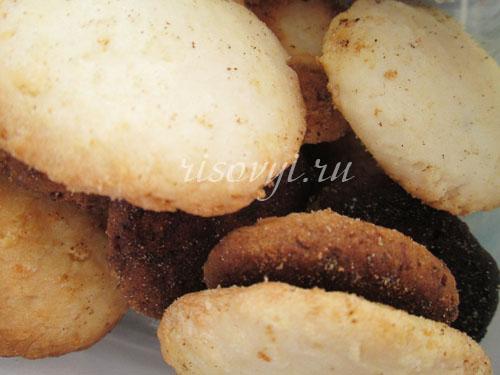 Рецепт безглютенового печенья с кокосовой стружкой
