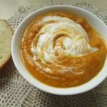 Суп-пюре из тыквы: рецепт