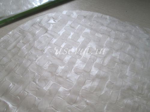 Рисовая бумага для спринг роллов