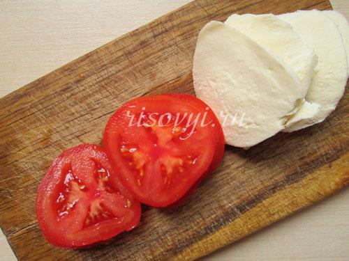 Капрезе: рецепт с фото