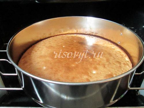 Рецепт домашнего безглютенового торта
