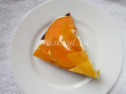 Безглютеновый торт: рецепт с фото