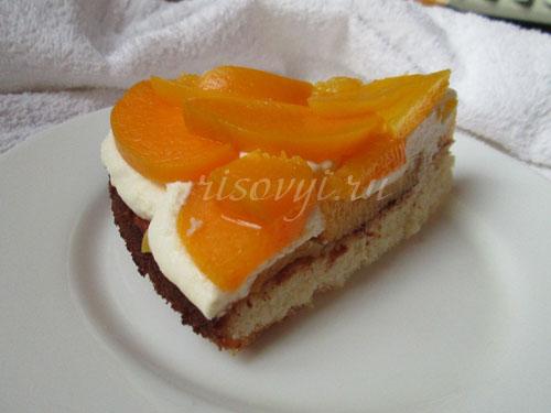 Безглютеновый торт: рецепт