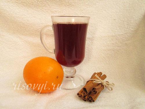 Глинтвейн: рецепт безалкогольный
