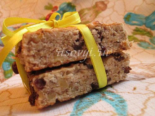 Безглютеновый пирог Мазурик
