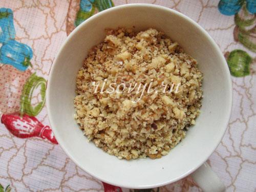 Орехи для безглютеновой выпечки