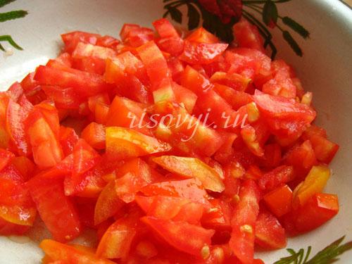 Помидоры для приготовления фаршированного перца