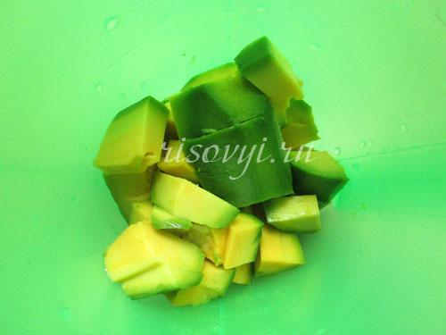 Лучший рецепт соуса из авокадо