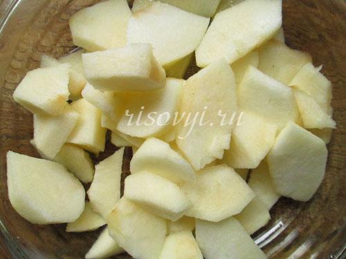 Как испечь яблоки с корицей в духовке