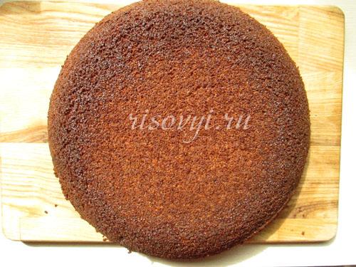 """Рецепт приготовления торта """"Кучерявый пинчер"""""""