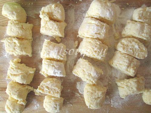 Рецепт приготовления творожных пончиков