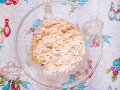 Как приготовить пышные сырники на рисовой муке
