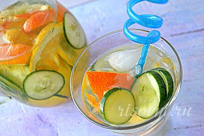Домашние лимонады: рецепты
