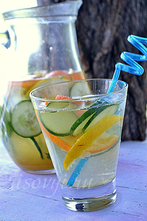 Домашний лимонад: рецепт