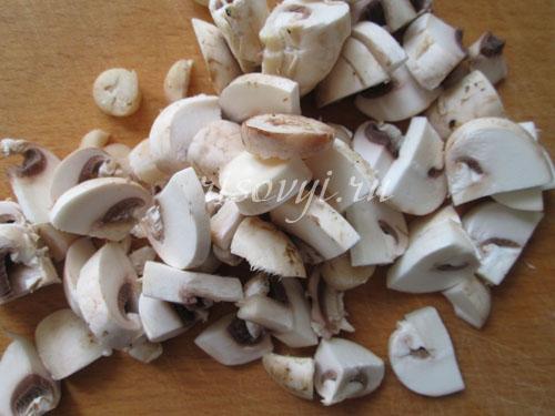 Как приготовить грибы со сметаной: рецепт