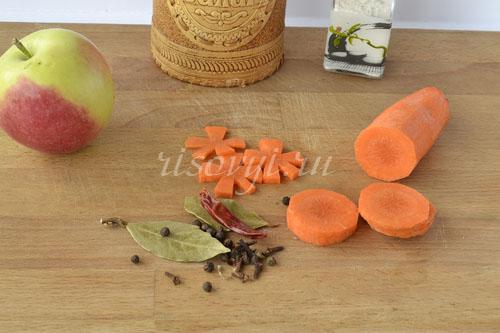 Консервация помидоров с яблочным уксусом: рецепт с фото