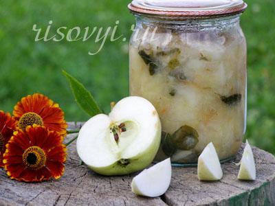 Яблочное пюре на зиму: рецепты