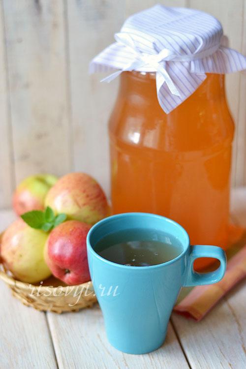 Яблочный сок на зиму: рецепт
