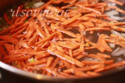 Суп с рисовой вермишелью: рецепт с фото