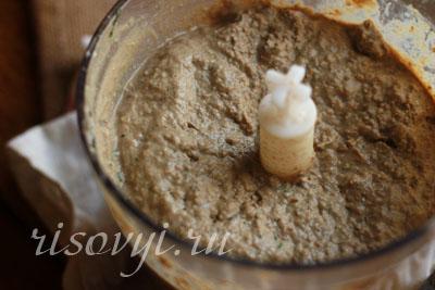 Домашний печеночный паштет: рецепт с фото