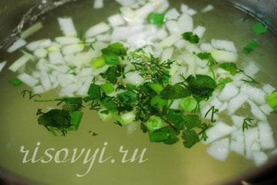 Вкусный гречневый суп с курицей: рецепт с фото