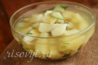 Суп гречневый с курицей: рецепт