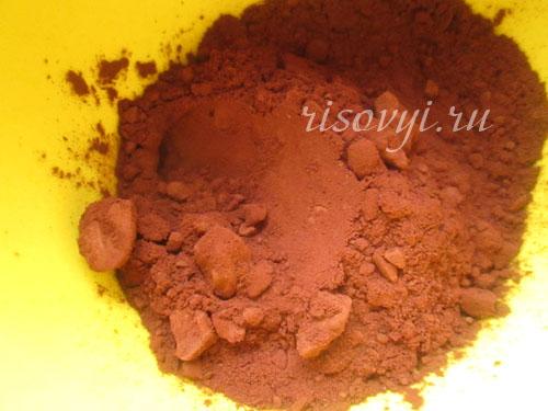 Горячее какао рецепт с фото