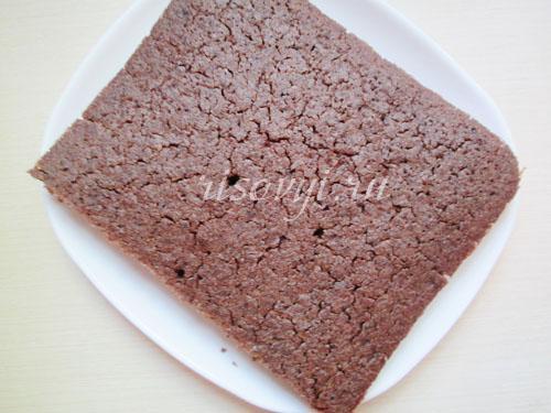 Пирог из рисовой муки: рецепт с фото