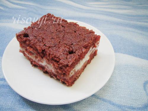 Пирог из рисовой муки: рецепт