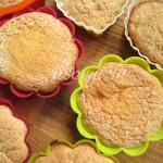 Бисквитные кексы в формочках: рецепты