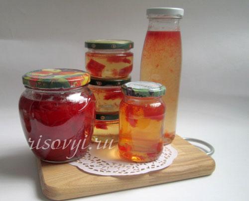 Варенье из арбуза на зиму: рецепты