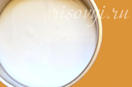 Рисовый десерт: рецепт с фото