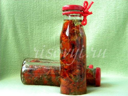 Вяленые помидоры в духовке на зиму: рецепты