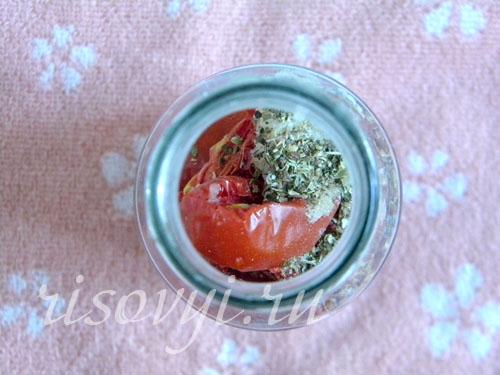 Лучший рецепт вяленых помидоров на зиму
