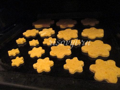 Имбирное печенье: пошаговый рецепт с фото