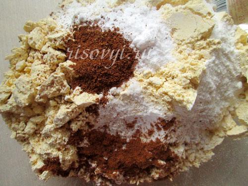 Диетическое имбирное печенье: рецепт с фото