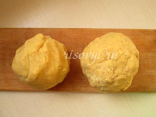Печенье имбирное с корицей: рецепт с фото