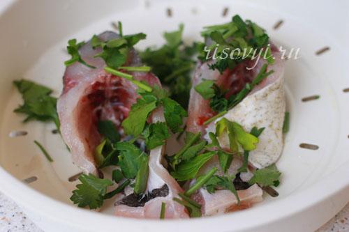 Рыбное меню: рецепты