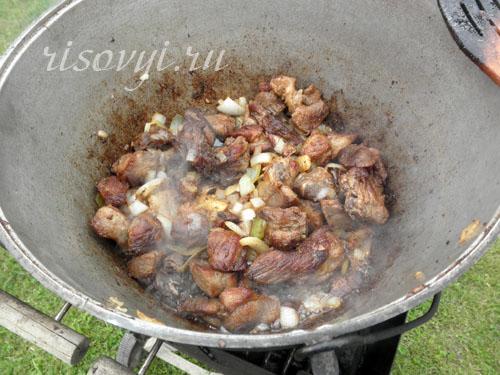 Бограч по-закарпатски: рецепт