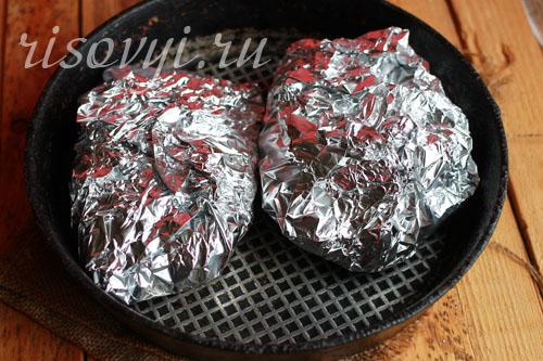 Как приготовить нототению в духовке