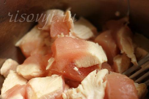 Как замариновать телятину для шашлыка