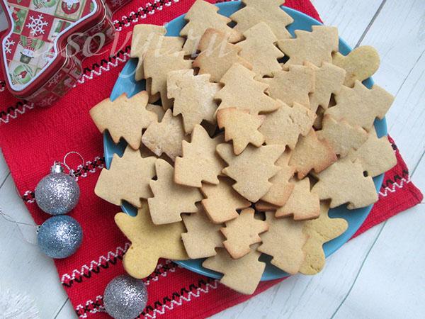 Печенье без глютена: рецепт
