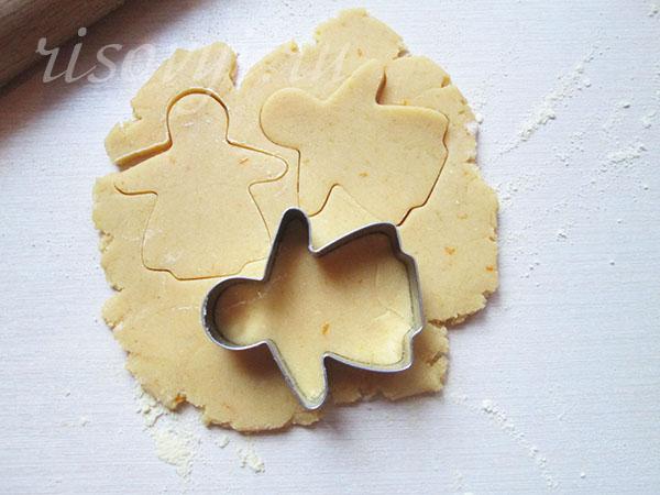 Печенье из муки без глютена