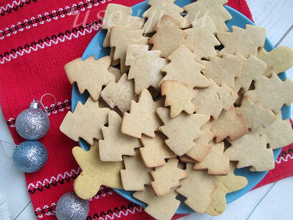 Печенье без глютена для детей