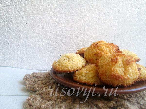 Кокосанки: рецепт