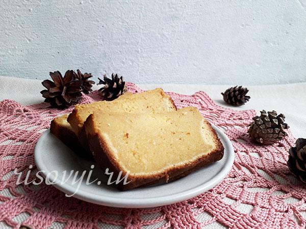 Пай из тыквы: рецепт с фото