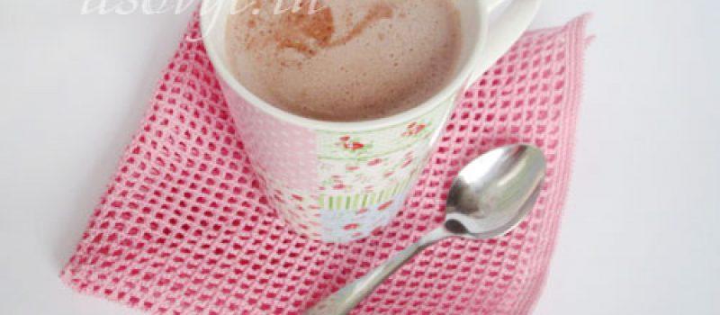 Какао на молоке: рецепт с фото